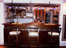 BARRA BAR MESON BAR MADERA ROBLE